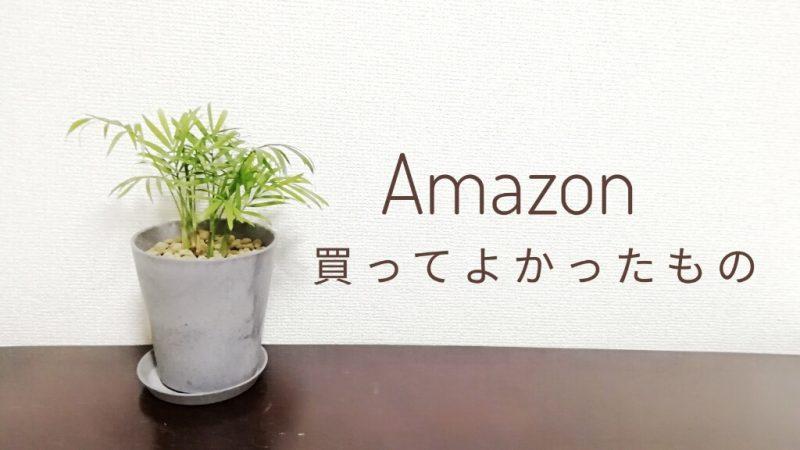 Amazon買ってよかったもの2019まとめ