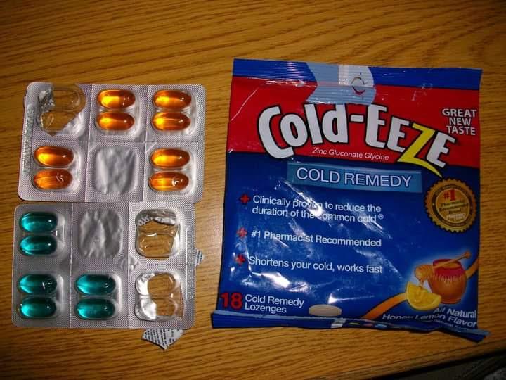 ニューヨークで買った市販薬